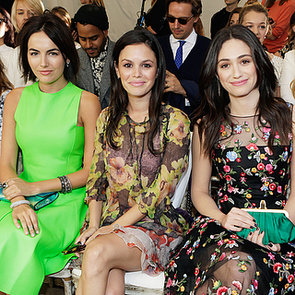 Celebrity Hair and Beauty at CFDA Vogue Fashion Fund Event