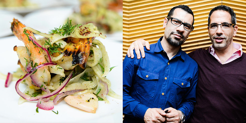 Ottolenghi Brings the Mediterranean to America