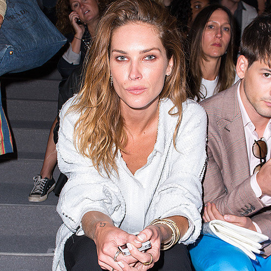Inside Erin Wasson Dressing Room, What She Thinks of Rihanna