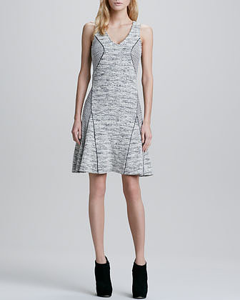 Sachin + Babi Francisca Sleeveless Knit Dress