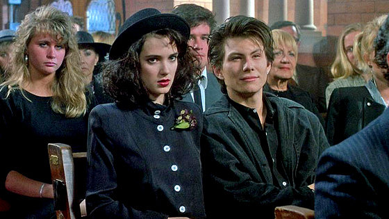 Veronica and J.D., Heathers