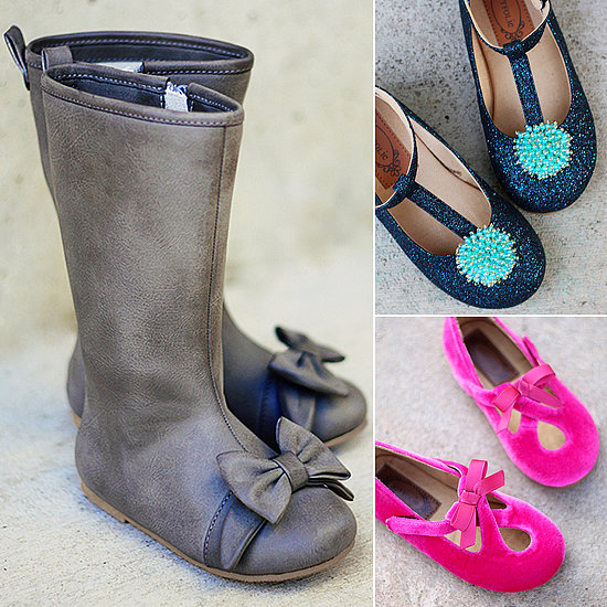 Cute Little Girls' Shoes and Boots From Joyfolie