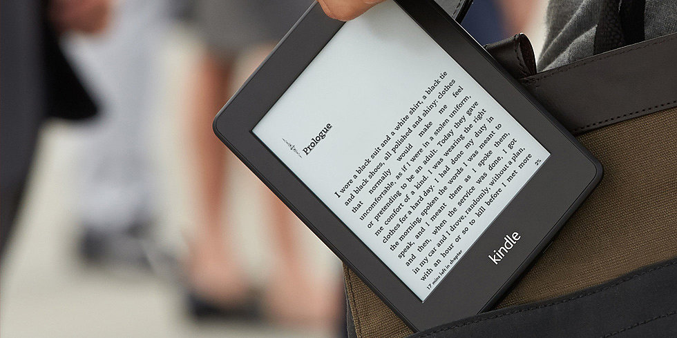 Print Book Splurges Turn Into Amazon Ebook Steals