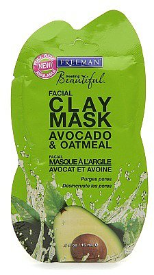 Freeman Feeling Beautiful Facial Clay Mask Avocado & Oatmeal