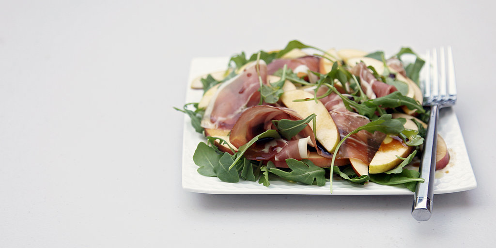 Off the Bookshelf: The A.O.C. Cookbook's Speck and Apple Salad