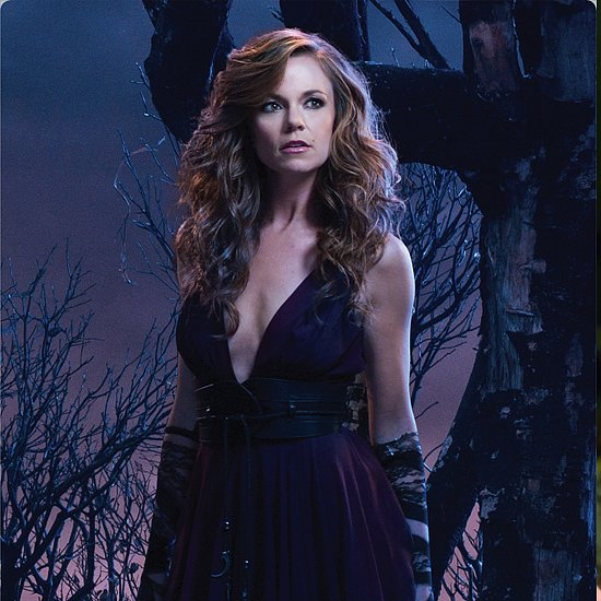 Rachel Boston Witches of East End Interview | Video