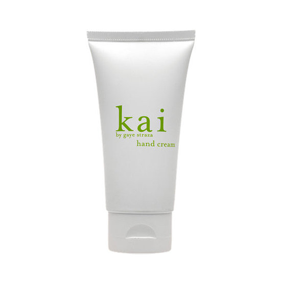 We're all long time fans of Kai's signature scent, but as the heat cranks up inside and the temperatures drop outside, we're thinking more of our cracked skin than our favorite fragrances. Enter the brand's new hand cream ($19). As moisturizing as it is deliciously scented, we'll be lavishing it on our dry digits all winter.  — MLG