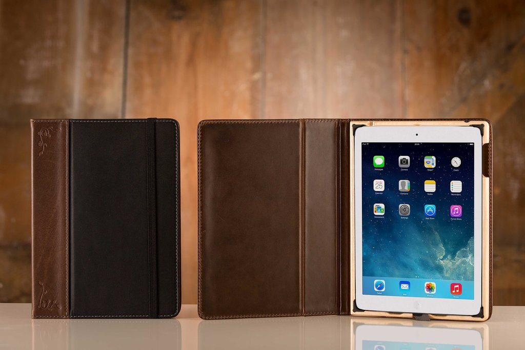 The Aria by Pad & Quill ($120, originally $130) is a little piece of luxury for the iPad Air. Each case is made o