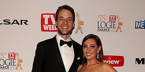 Hamish Blake is Going to Be a Dad!