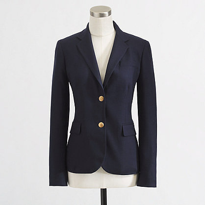 Factory Keating boy blazer in navy