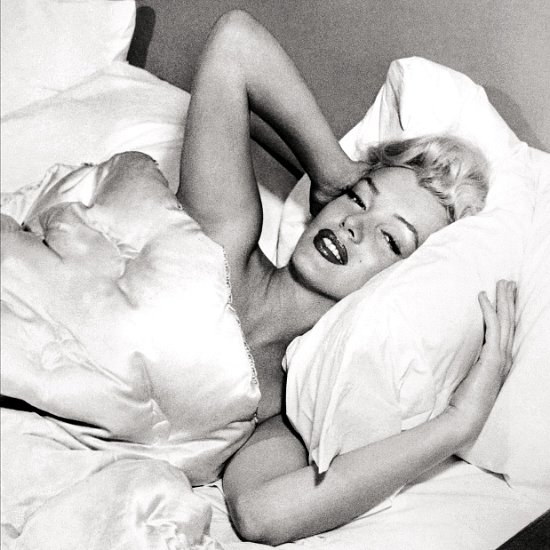 See Pictures And Video Of Marilyn Monroe's Chanel No. 5 Ads