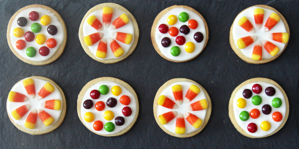 A Choose-Your-Own-Adventure, Candy-Covered Cookie
