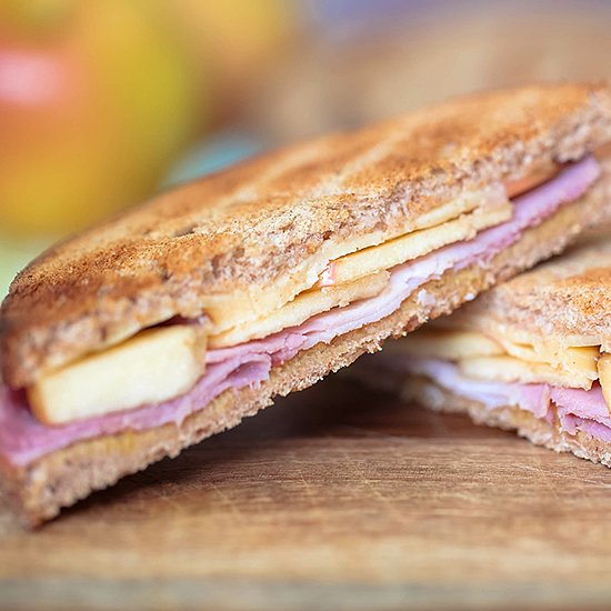 Fall Grilled Cheese Recipe