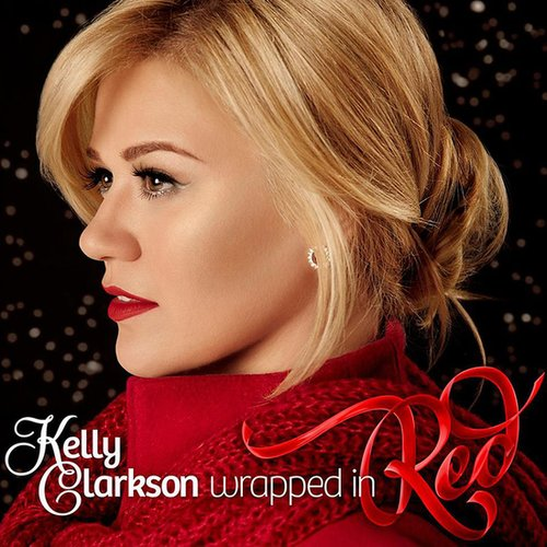 Kelly Clarkson, Wrapped in Red ($10)