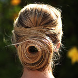 Hair Tutorial Pretty Rose Bun