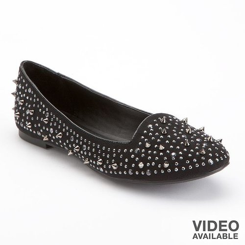 Rock & republic studded flats - women