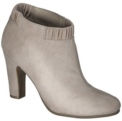 Women's Sam & Libby Selena Ankle Boot with Scrunch Back - Beach