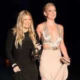 Kate Hudson in Sexy Gucci Dress at LACMA