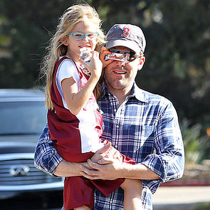 Celebrity Family Pictures Week of Nov. 4, 2013