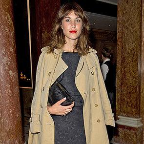 Alexa Chung Dolce & Gabbana Bag