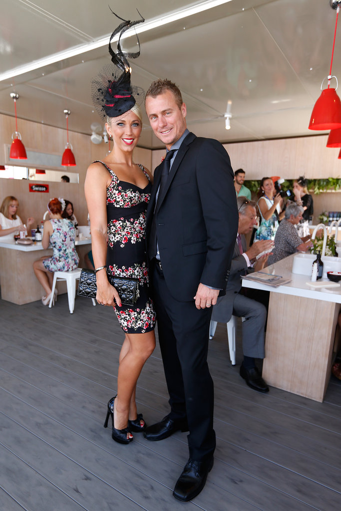 2013: Bec and Lleyton Hewitt