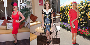 Melbourne Cup: See Who Wore What