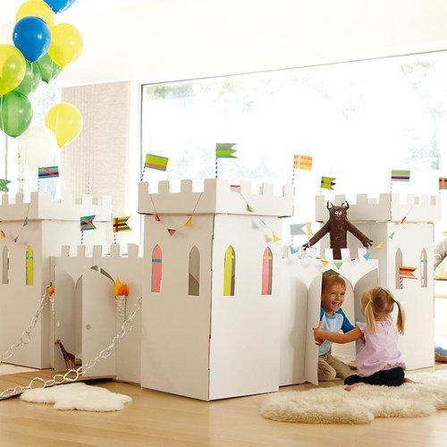 For 3-Year-Olds: Kardboard Kingdom