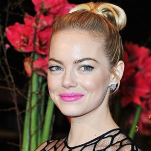 Emma Stone Makeup Through the Years | Pictures