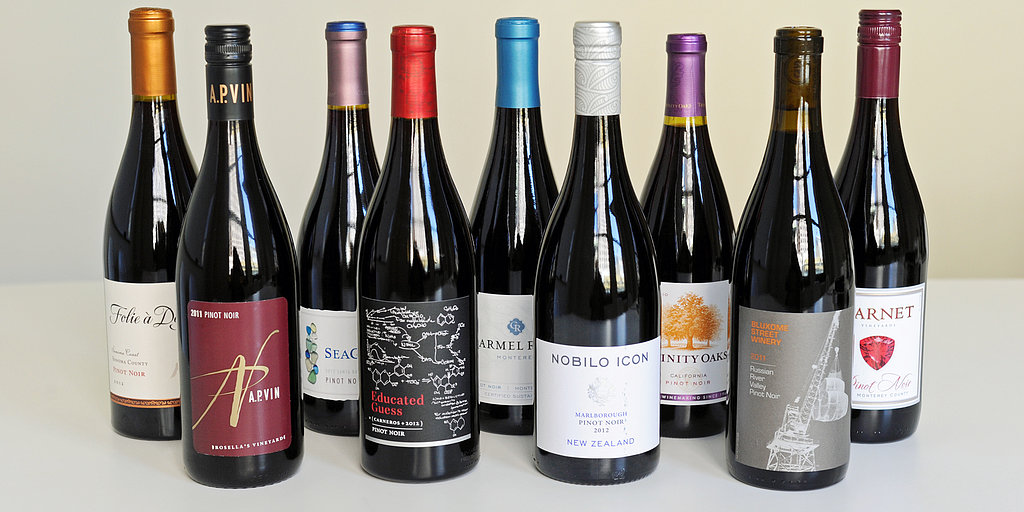 7 Pinot Noirs in 7 Words