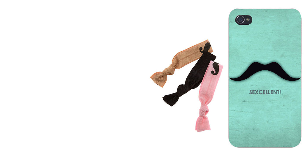 Mustache Gifts That'll Tickle Her Fancy