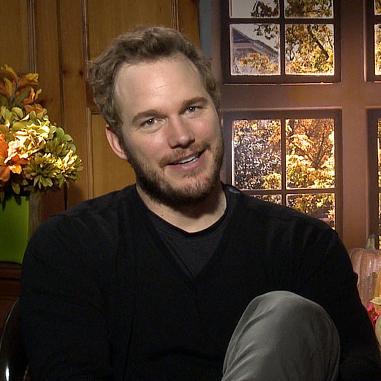 Chris Pratt Interview For Delivery Man