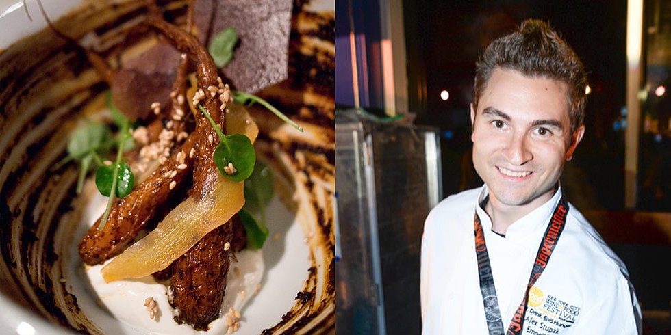"Alex Stupak: ""Mexican Is a World-Class Cuisine"""
