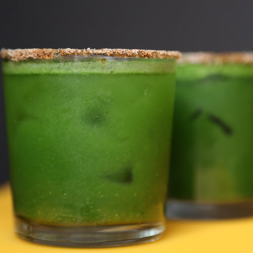 Green Juice Margaritas