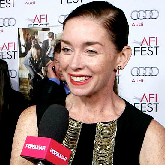 Julianne Nicholson Interview | Video
