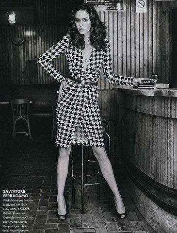 Nicole Trunfio Top Model