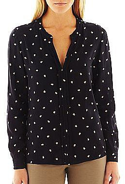 MNG by Mango® Button-Front Shirt