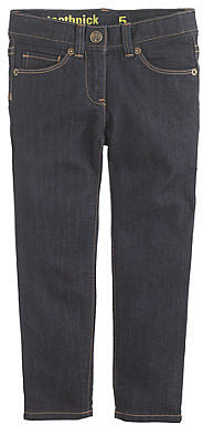 Girls' ankle toothpick jean