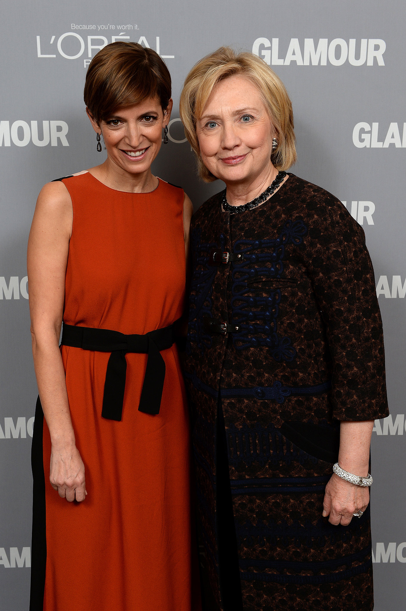 It's Girl Power at Glamour's Women of the Year Awards