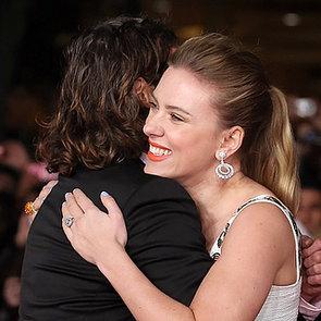 Scarlett Johansson At Rome Film Festival Premiere Of Her