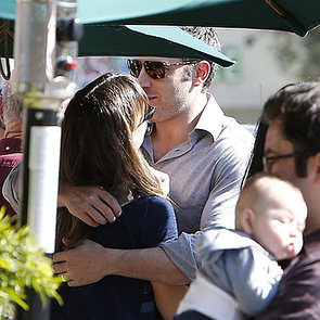 Jennifer Garner and Ben Affleck's PDA in LA