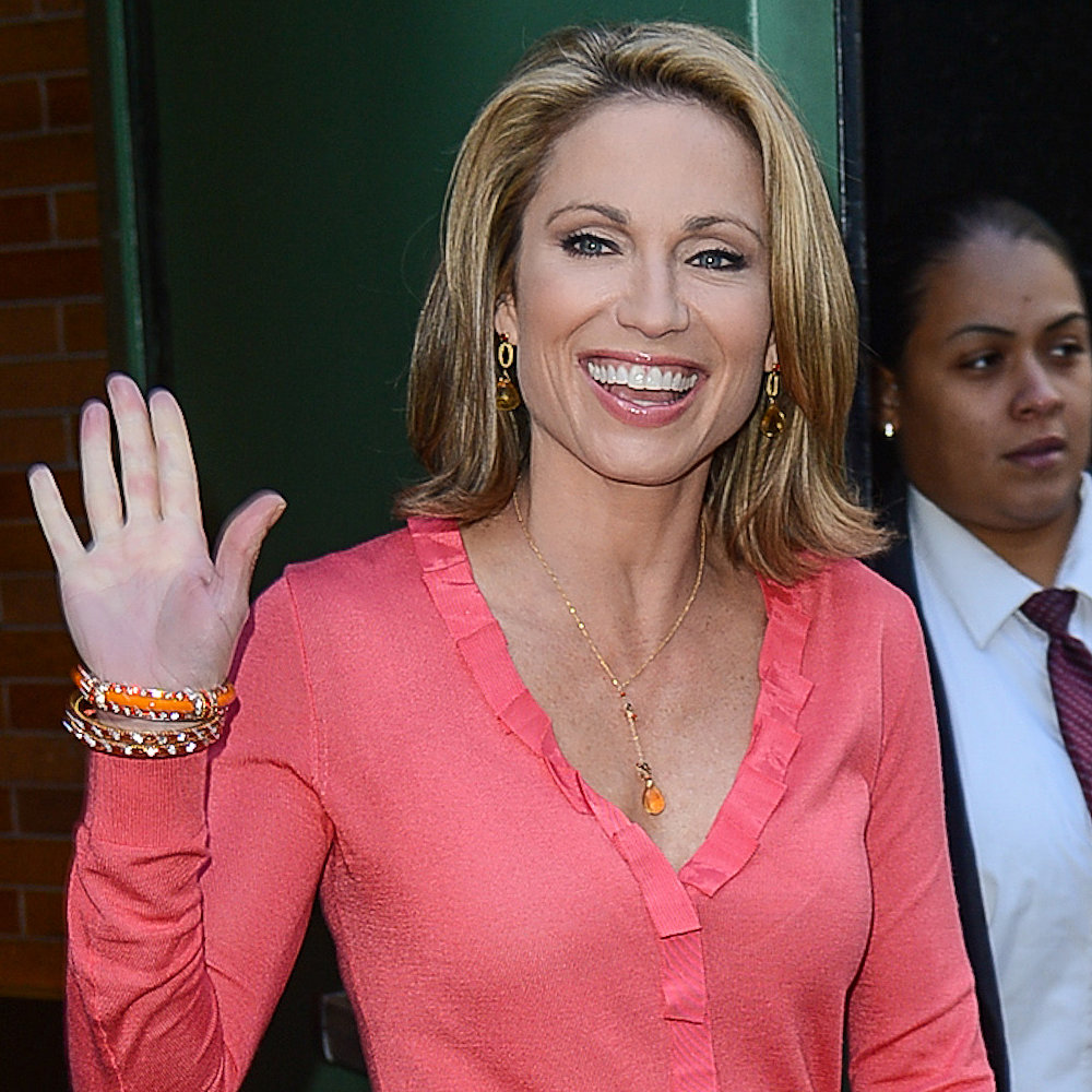 Amy Robach Body Images & Pictures - Becuo