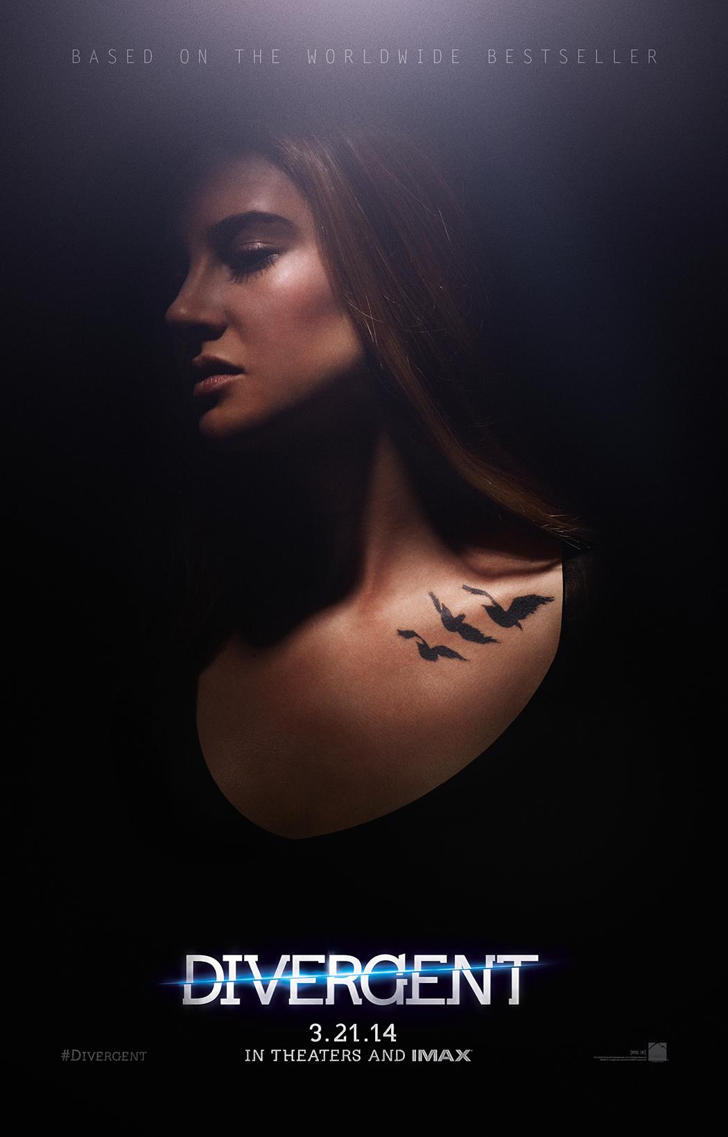 Shailene Woodley as Tris