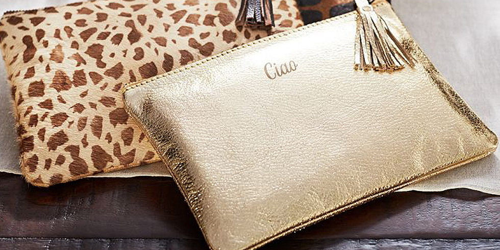10 Monogrammed Beauty Gifts to Make Her Feel Special