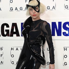Lady Gaga Artpop Release Party Outfits