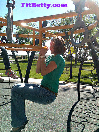 Save money at the park! Affordable Fitness Tips, Part 2 - FitBetty.com