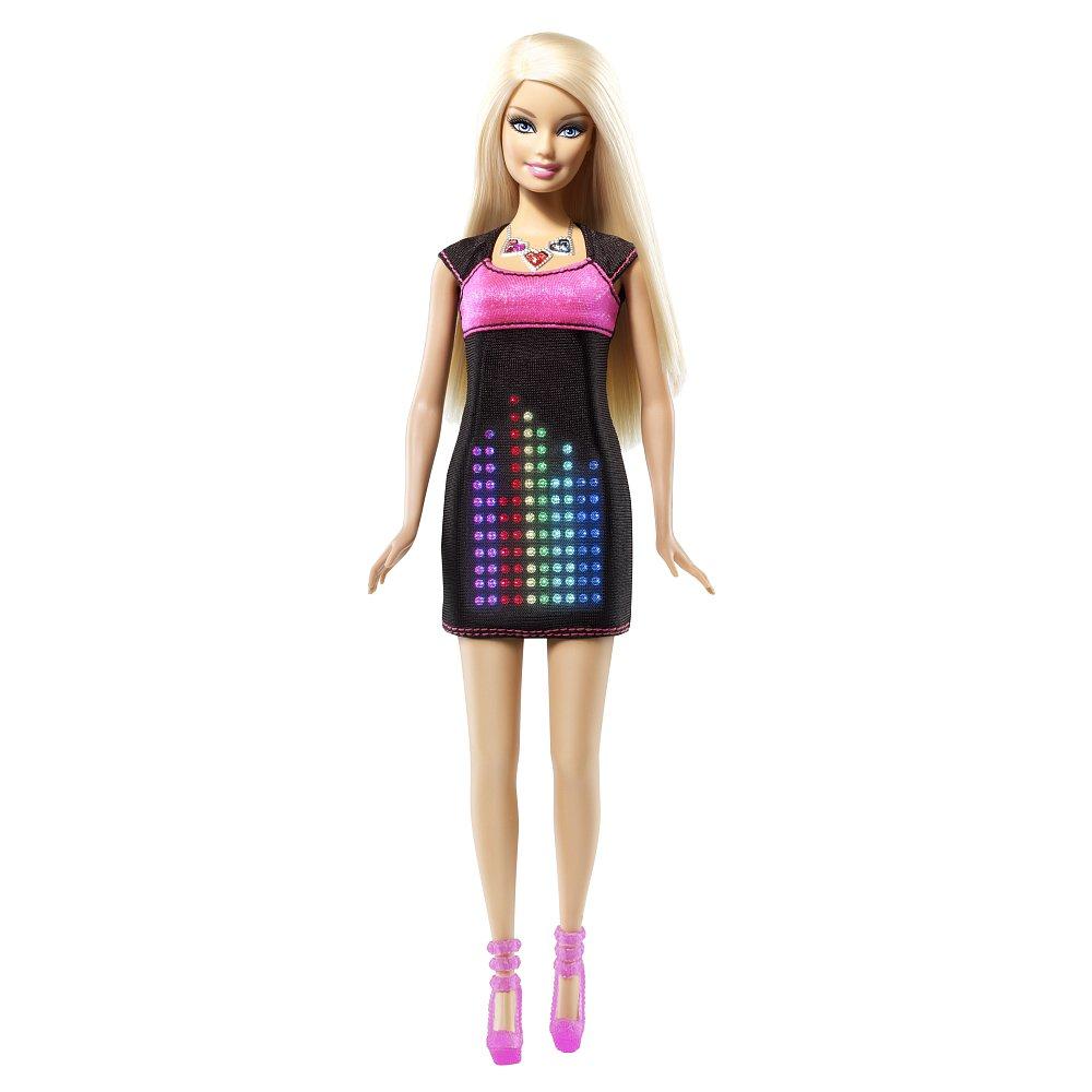 Barbie Digital Dress Doll Creative Halloween Costumes For Girls Age 11 Xoloitzcuintli