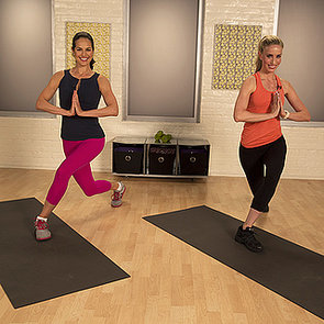 Leggings Workout to Tone Upper Thighs