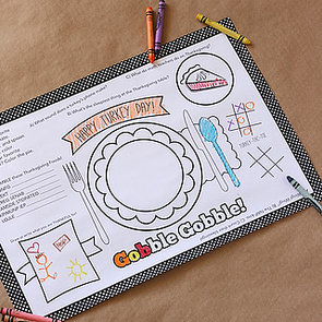 Free, Cool Thanksgiving Printables