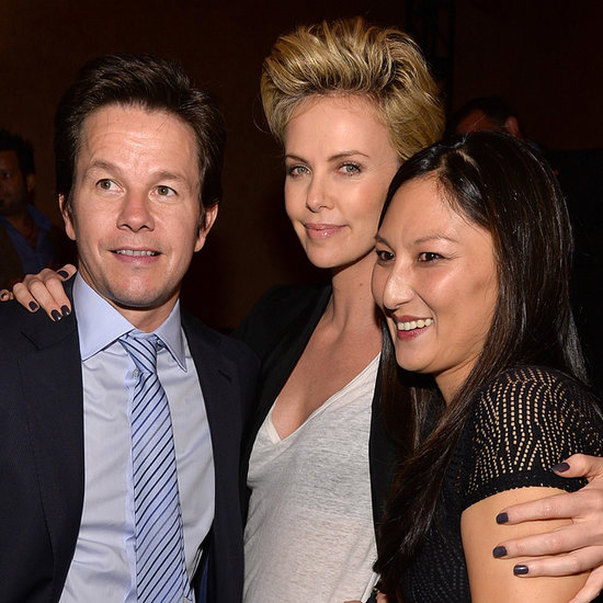Charlize Theron and Mark Wahlberg at AFI Film Festival