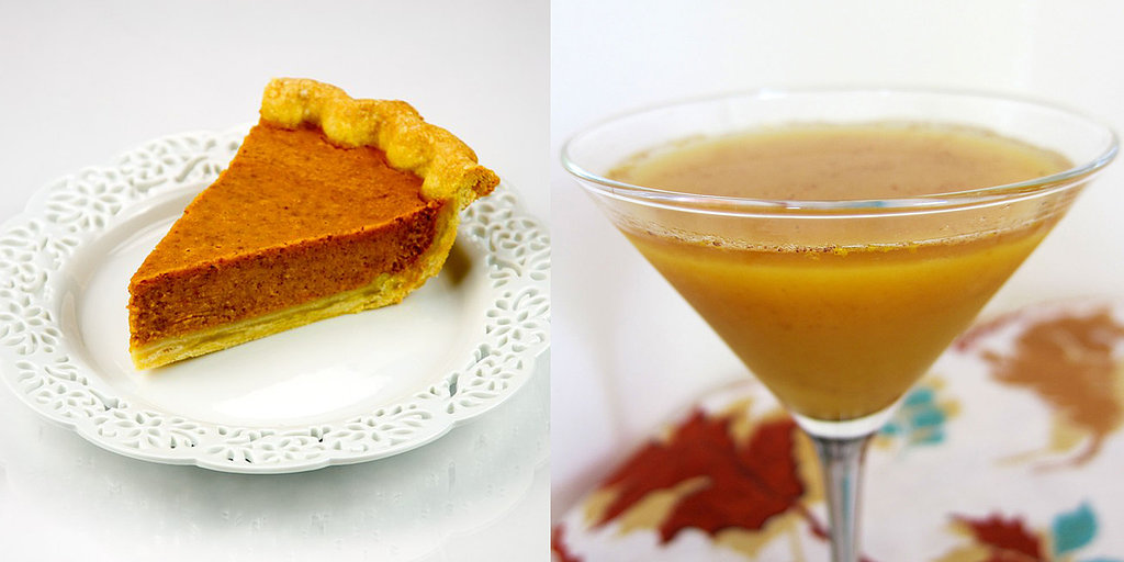 A Sippable and Not-Too-Sweet Pumpkin Pie Tipple